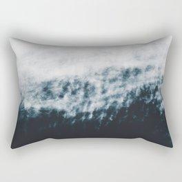 Abstract #fog Rectangular Pillow