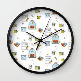 Create the Future! Wall Clock