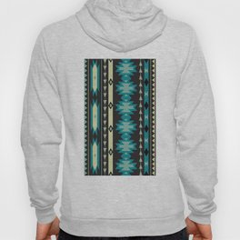 American Native Pattern No. 174 Hoody