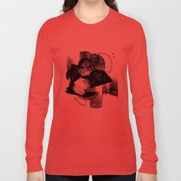 Moonscan Long Sleeve T-shirt
