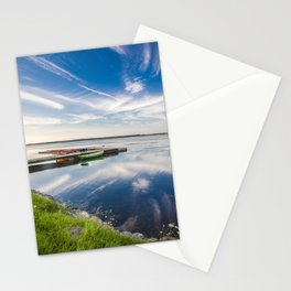 Haapslau and Baltic sea Stationery Cards