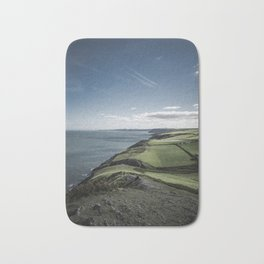 Mwnt Beach (Cardigan, Wales) Bath Mat
