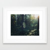 spider Framed Art Prints featuring SPIDER by TOM MARGOL