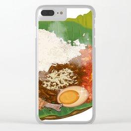 Nasi Gudeg Clear iPhone Case