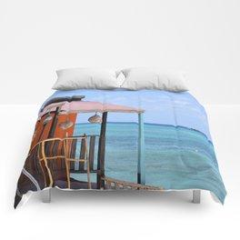 Grand Turk Bungalow Comforters