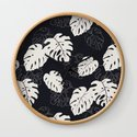 Monstera Pattern by flowline