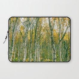 Silver Birches Laptop Sleeve