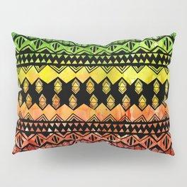 One Love Tribal {black} Pillow Sham