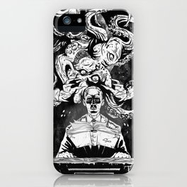 The Summoner (variant) iPhone Case