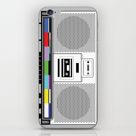 1 kHz #9 iPhone & iPod Skin