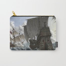 Sea of Chaos Carry-All Pouch
