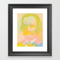 Jose Marti Framed Art Print