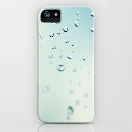 After rain comes sunshine iPhone Case