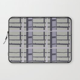 City Road Check Laptop Sleeve