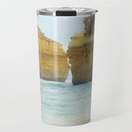 On a Collision Course Travel Mug