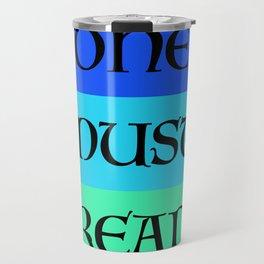 ONE MUST READ Travel Mug
