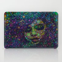 selena iPad Cases featuring Beautiful Selena  by Amy Anderson