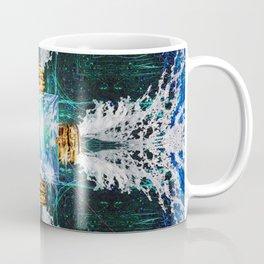 Embrace Blue Coffee Mug