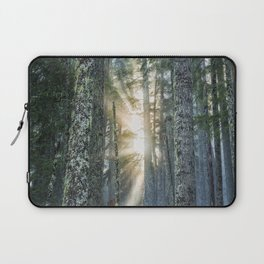 Filtered Light Laptop Sleeve