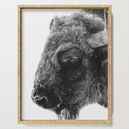 Buffalo, Bison Serving Tray