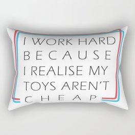 boys toys Rectangular Pillow