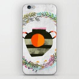 Sun vase iPhone Skin