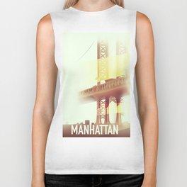Manhattan Biker Tank