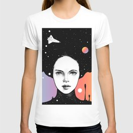 If You Were My Universe T-shirt