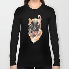 Boxer Puppy Long Sleeve T-shirt