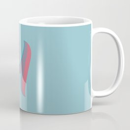 Bold 'H' Dropcap Coffee Mug