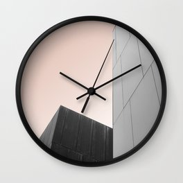 Modern Architecture Wall Clock