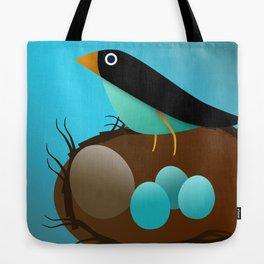 Cuckoo nest Tote Bag