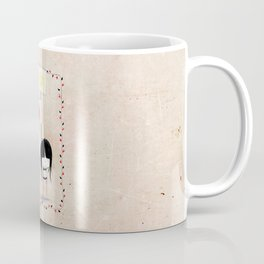 Love vs Dreams Coffee Mug