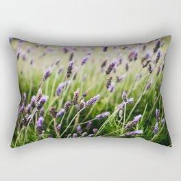 Island Lavender Rectangular Pillow