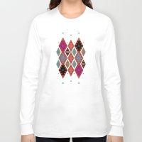 bohemian Long Sleeve T-shirts featuring bohemian by spinL