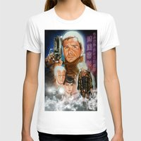 blade runner T-shirts featuring Blade runner by calibos