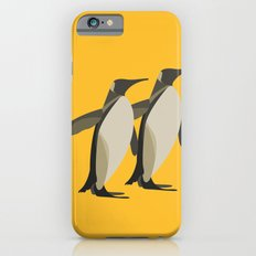 Penguins mate for life iPhone 6s Slim Case