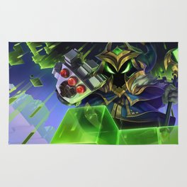 Final Boss Veigar League Of Legends Rug
