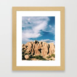 Joshua Tree, CA Framed Art Print