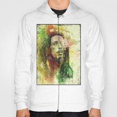 Reggae Rebel (Marley) Hoody