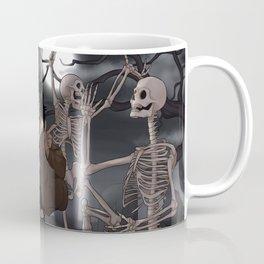 Spooky Scary Skeletons Coffee Mug