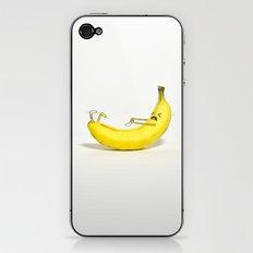 Banana Sock iPhone & iPod Skin