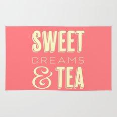 Sweet Dreams & Tea Rug
