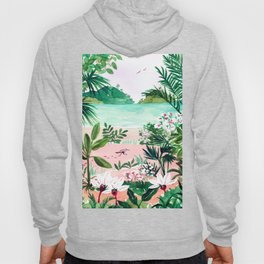 Seaside Meadow Hoody