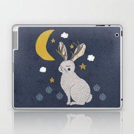 Serene Jackalope Laptop & iPad Skin
