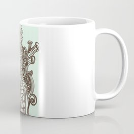 Mint Chocolatey  Coffee Mug