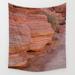 Colorful Sandstone, Valley of Fire - II Wall Tapestry