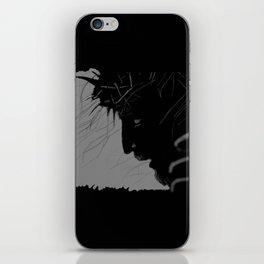 Jesus on the cross - 101 iPhone Skin
