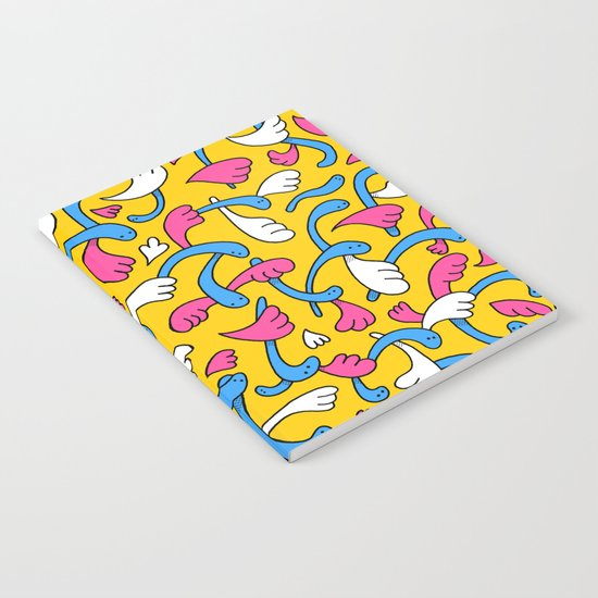 Worms n Wings Notebook