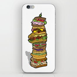 SANGWICHES!!! iPhone Skin